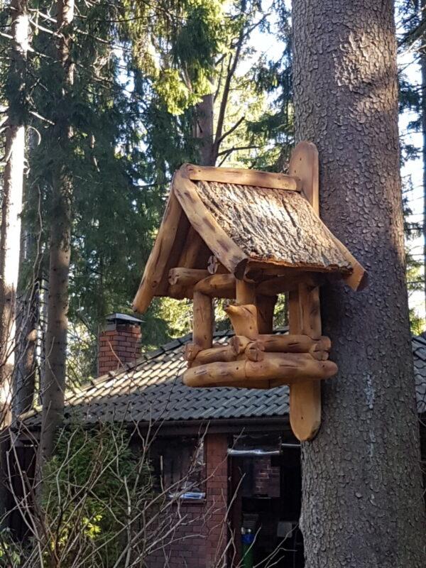 Кормушка на дерево