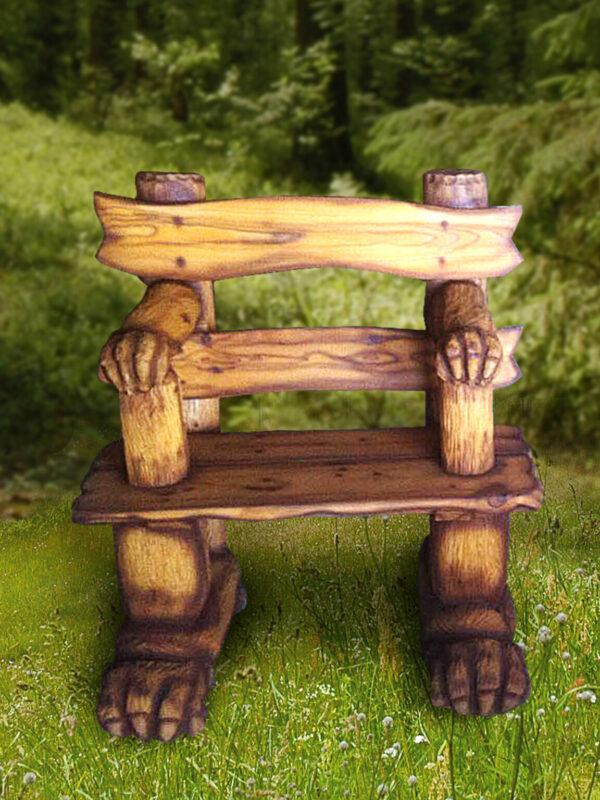 """Кресло """"Медвежья лапа"""""""