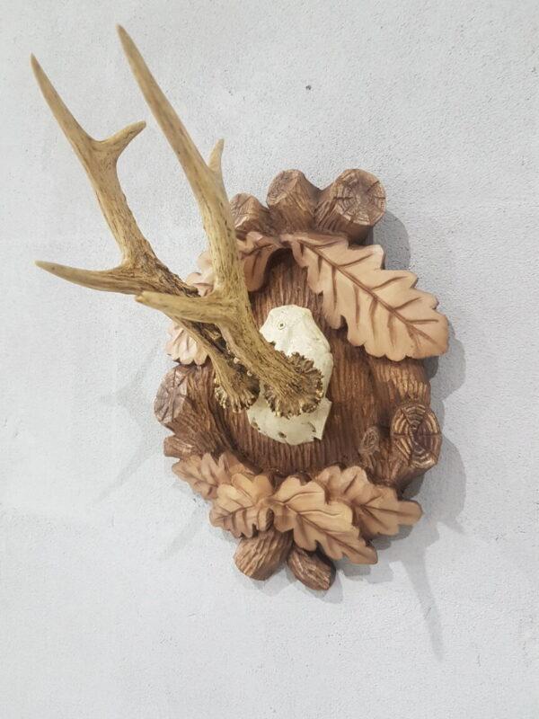 Медальон для чучел животных