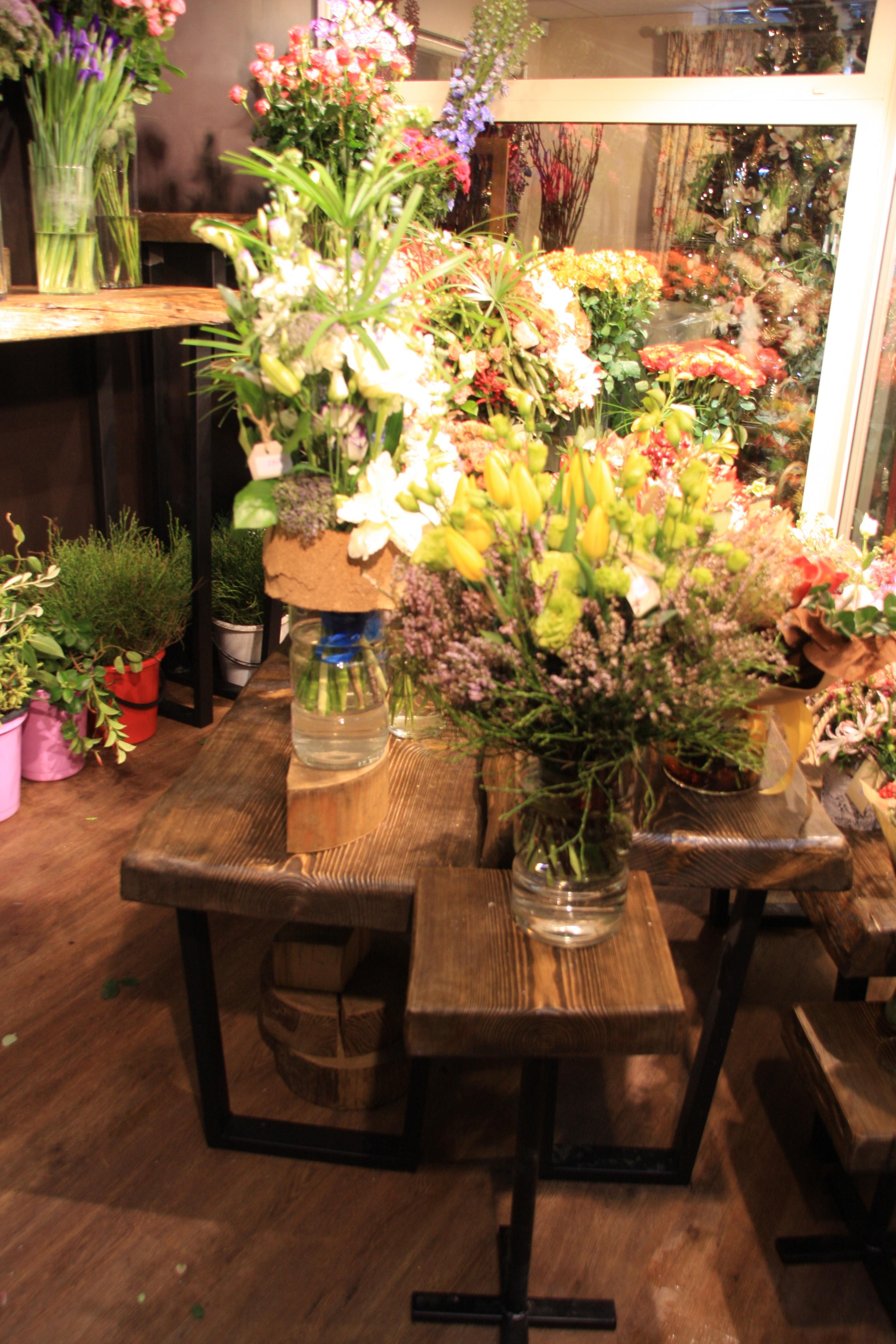"""Салон цветов """"Цветочный дворик"""""""