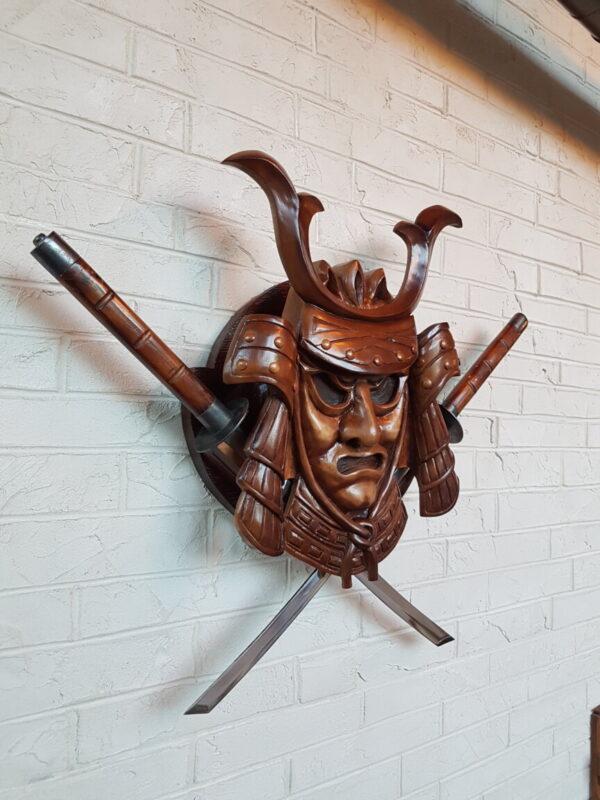 """Панно-подставка для мечей """"Самурай"""""""