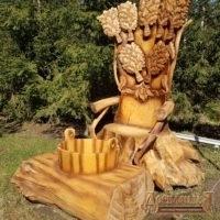 Банный трон