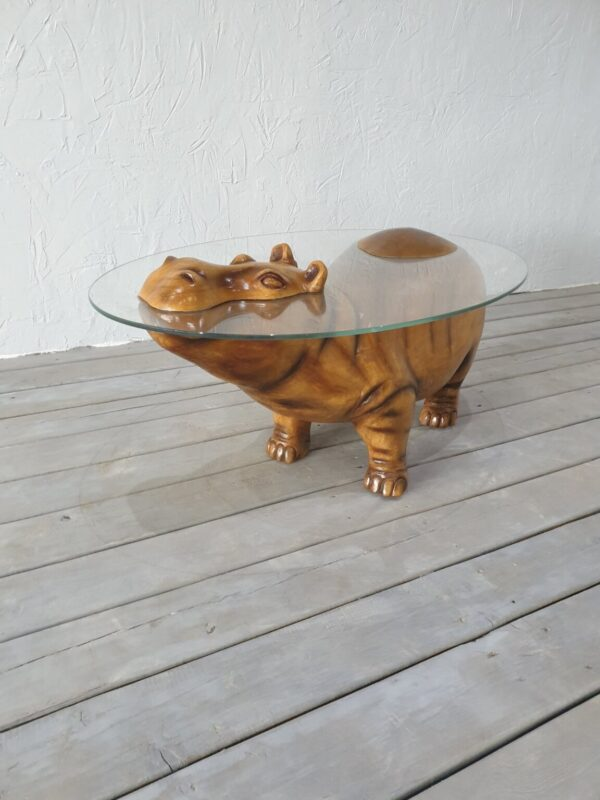 Кофейный стол-Бегемот