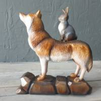 Заяц и собака